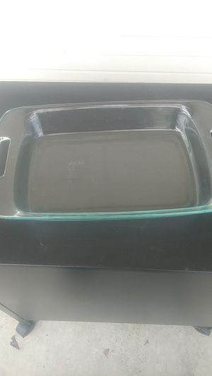 "PYREX DEEP DISH Baking Pan 9"" x 13"" 3 quart for Sale in Long Beach, CA"
