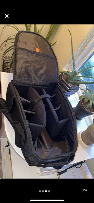 Video and Photo Camera Backpack for Sale in San Diego, CA