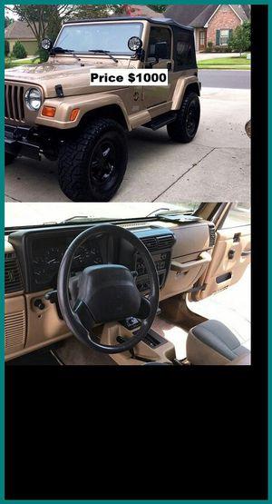 ֆ1OOO Jeep Wrangler for Sale in Escondido, CA
