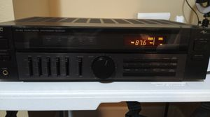 JVC RX- 302 Digital Synthesizer Receiver. Classic Works Great! For Any Home Set-Up. for Sale in Portland, OR