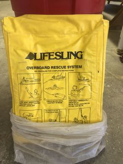 Lifesling over board rescue system for Sale in Bend,  OR