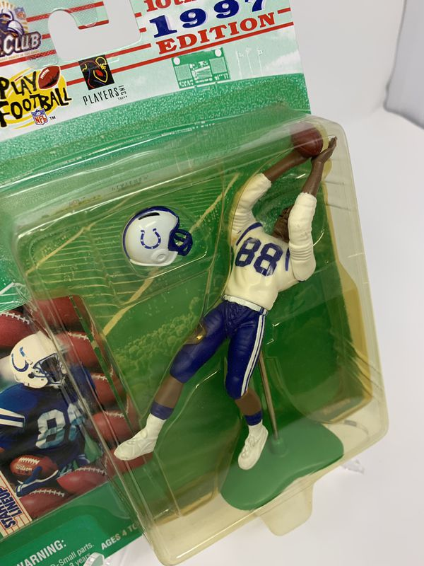 Vintage Indianapolis Colts Great Marvin Harrison STARTING LINEUP ACTION FIGURES (1) [Brand New]