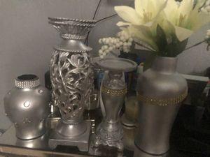 Home decor vase for Sale in Fort Lauderdale, FL