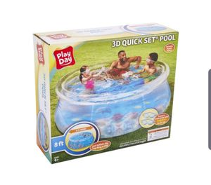8 ft x 30 in Pool for Sale in Bloomfield, NJ