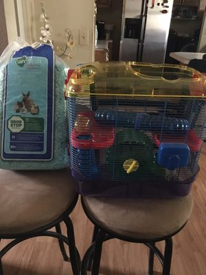 Hamster cage for Sale in Fontana, CA