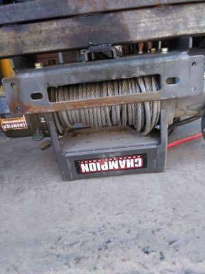 Winch for Sale in Chula Vista, CA