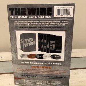 The Wire Complete Set for Sale in Bradenton, FL