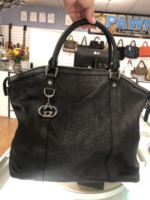 Black Gucci Tote Bag Purse for Sale in Paradise Valley, AZ