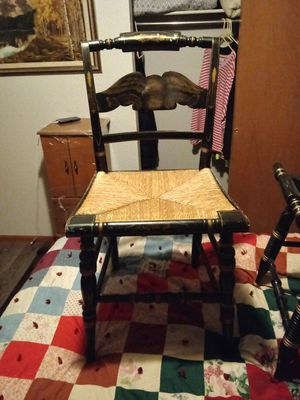 Hitchcock chair & settee 1909 OBO for Sale in Wellington, CO