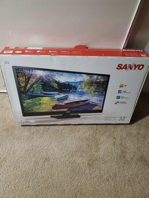 SANYO HD 32 INCH IN BOX 70.00 for Sale in Corona, CA