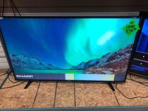 55' sharp tv for Sale in Dallas, TX