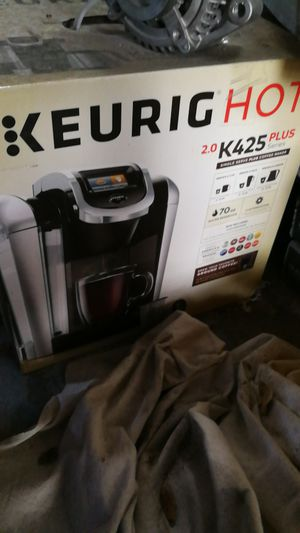 Keurig hot k425 plus coffee maker for Sale in Sunrise, FL