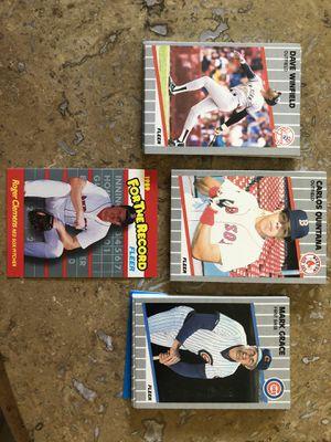 Baseball Cards Fleer 1989 for Sale in Paradise Valley, AZ