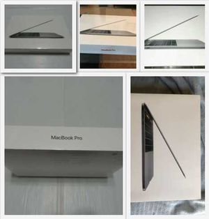 MacBook2018///For//SELL//Now for Sale in Fort Wayne, IN
