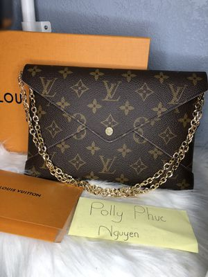 Louis Vuitton large size clutch Kirigami for Sale in San Jose, CA