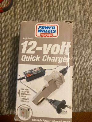 Quick charger for Sale in San Lorenzo, CA