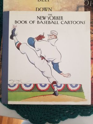 The New Yorker Book of Baseball Cartoons for Sale in Parkersburg, WV