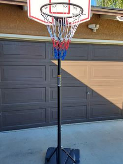 Adjustable Basketball Hoop, Brand New for Sale in Lakeside,  CA