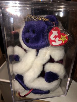 AUTHENTIC PRINCESS DIANA RARE BEANIE BABY for Sale in Richmond, CA
