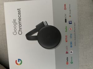 Google Chromecast 3rd gen for Sale in Brandon, FL