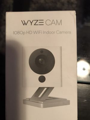 Brand new never used Wyze indoor camera for Sale in Peoria, AZ