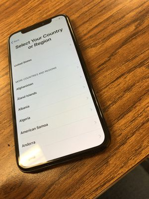 iphone x for Sale in Forest Heights, MD