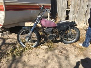 1968 Yamaha 250trial wanting 800 for it for Sale in Estancia, NM