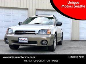 2000 Subaru Legacy Wagon for Sale in Bellevue, WA
