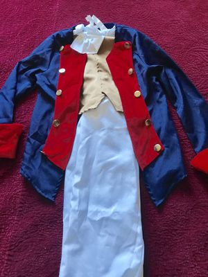 Hamilton/ colonial kids costume for Sale in San Diego, CA