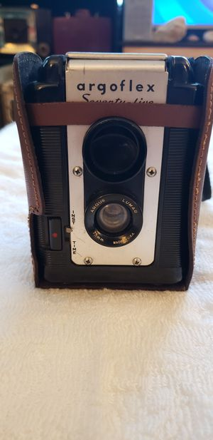 Argoflex 75 camera for Sale in Mansfield, CT