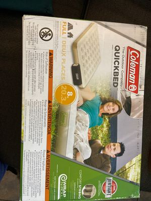 Coleman air mattress for Sale in North Las Vegas, NV