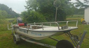 1996 Carolina Skiff J16 boat for Sale in Deale, MD