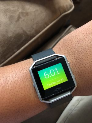 Fitbit Blaze for Sale in Durham, NC