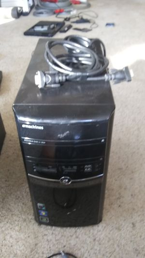 Emachines et1331g-07w for Sale in Fort Worth, TX