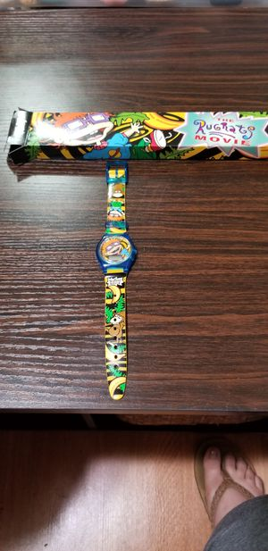 Rugrats toys and watches collectibles new for Sale in San Gabriel, CA