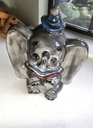 Walt Disney Production ceramic dumbo on hold for Sale in Fort Worth, TX