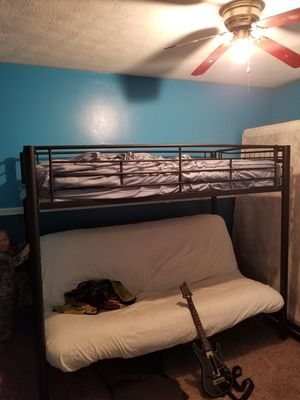 Loft with futon for Sale in Sharpsville, IN