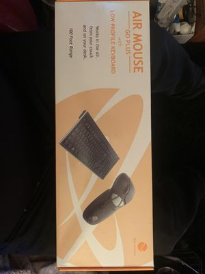 Air mouse go plus, with low profile keyboard for Sale in Gilroy, CA