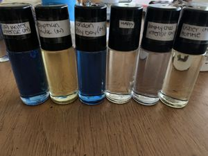 Body oils with fragrance listed for Sale in Las Vegas, NV