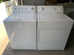 Kenmore washer and electric dryer set for Sale in Cleveland, OH