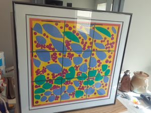 30x30 Large Professional framed (Matisse) for Sale in Fort Washington, MD