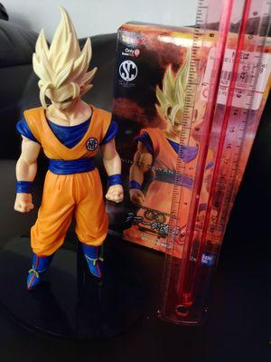Dragon ball Z Super Saiyan 2 Goku statue for Sale in YSLETA SUR, TX