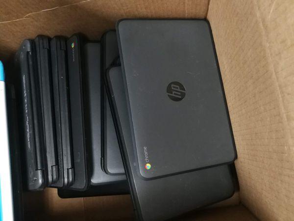Wholesale Lots Of 20 Pcs/ HP Chromebook Duo Laptop Computer Chromebook WiFi Webcam HDMI Processor: 2.0ghz Core 2 Duo Memory: 2Gb Ram Harddisk: 16GB SS
