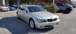 2006 BMW 750i Clean title firm for Sale in Accokeek, MD