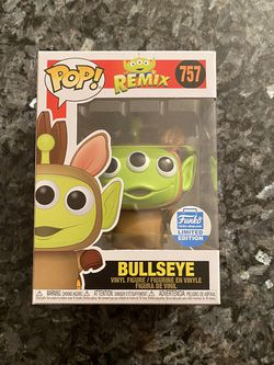 Bullseye - Remix - Disney - Funko Shop Exclusive- #757 for Sale in Edmonds,  WA