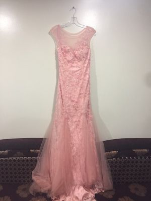 "Pink ""Blush Prom by Alexia"" Prom Dress size 4 for Sale in Detroit, MI"