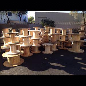 Wooden Spools for Sale in Scottsdale, AZ