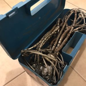 Light Truck & SUV Tire Cables For Snow/Ice for Sale in Whittier, CA
