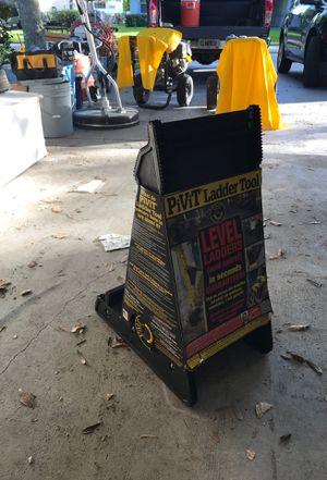 Pivit ladder tool for Sale in Coral Springs, FL