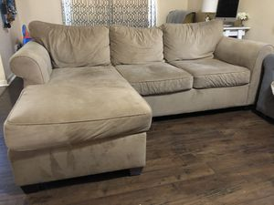 Sofas from clean, smoke free home for Sale in Lathrop, CA